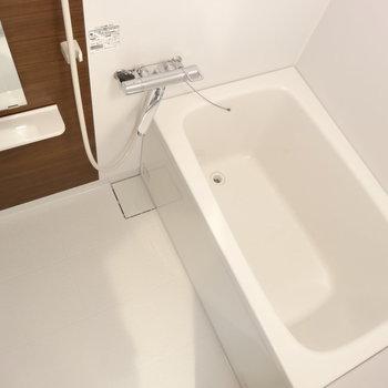 お風呂もほぼ新品