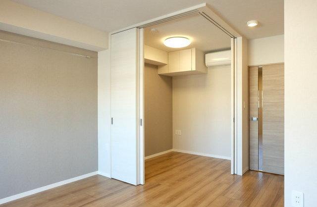 新・寝室の提案のお部屋