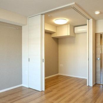 新・寝室の提案