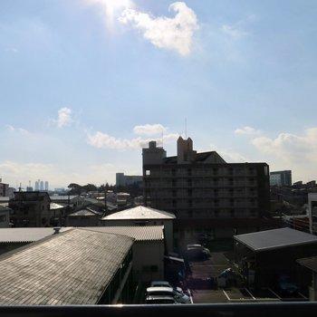 綺麗な空です!