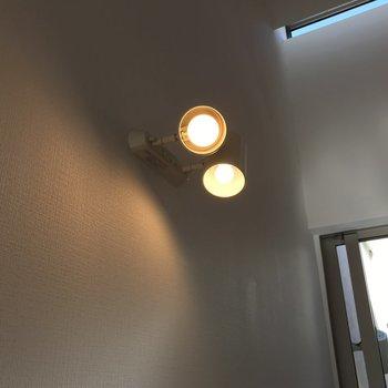 【LDK】スポットライトが上に※写真は前回募集時のものです