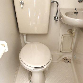 トイレ、シンプル!※写真は前回募集時のものです