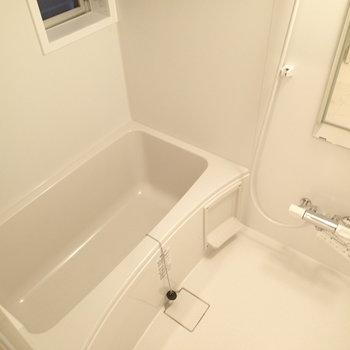 浴槽ももちろん新品