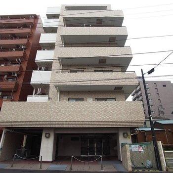 パーク・ノヴア横浜・弐番館
