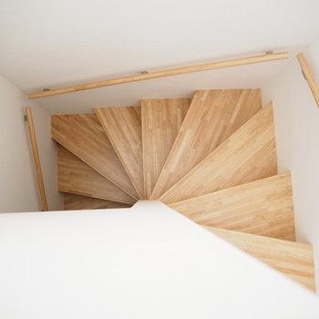 この階段をが好き。