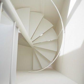 グルグルグルグルコサミン※写真は1階の反転間取り別部屋のものです