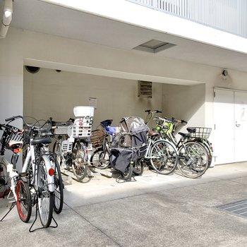 このあたりはサイクリングも捗りそうでしたよ◎