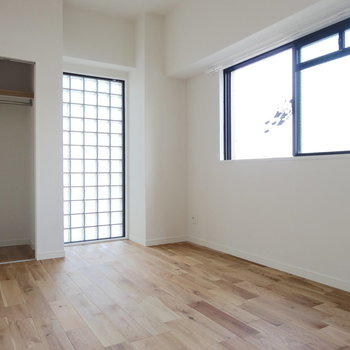 各居室にクローゼットもついてます◎(※写真は前回掲載時のものです)