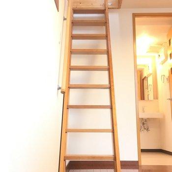 3階へレッツ・ゴー!!*1号室は左右反転の間取り