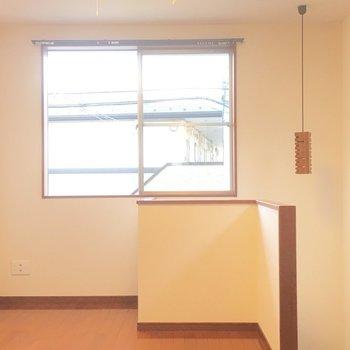 2階部分です!*1号室は左右反転の間取り