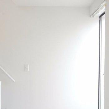 コンパクトな空間なんです※写真は別部屋です