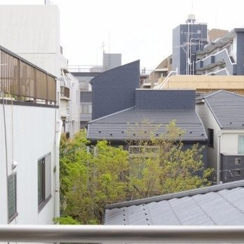 こちらは3階からの眺めです※写真は別部屋です