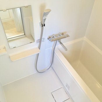 浴室も広さがありますね。※写真は前回募集時のものです
