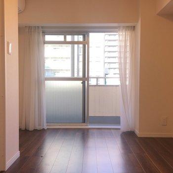 こちらもう一つの居室!こちらにはベッドを置いたらいいかも