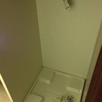 洗濯機置き場※画像は同じ間取りの別室です