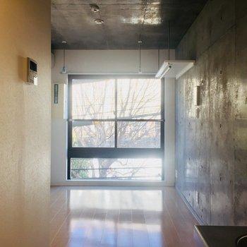 玄関をあけると、ステキな空間が広がります※写真は前回募集時のものです