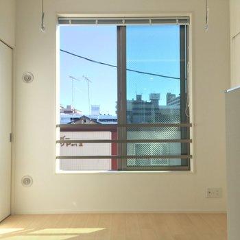 この大きな窓がいいね!※写真は前回募集時のものです。