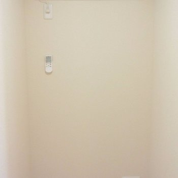 魅惑のホビールームエアコン付き※写真は別部屋になります。