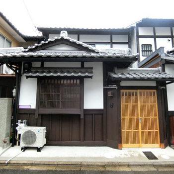 小山元町京町家(ニシ)