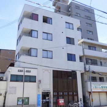 ポストハウス橋本