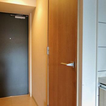 こちらは...※写真は13階の同間取り別部屋のものです
