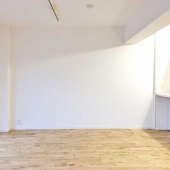 大きなソファ、テレビを置きたいです!※写真は別部屋です