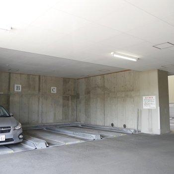 駐車場もありますよ〜!