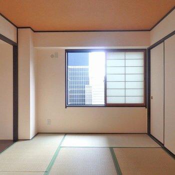 和室は6畳。ゴロンとお昼寝したいなぁ♩