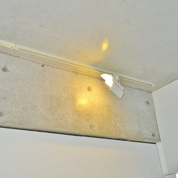 照明もオシャレでしょ※写真は別室です。