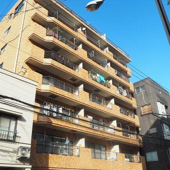 8階建てのマンション!