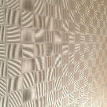 壁紙実は、模様ありです。