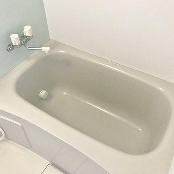 お風呂も広い♪