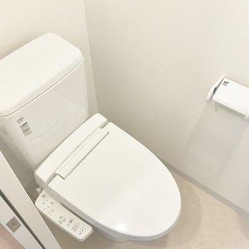 トイレもキレイ♪