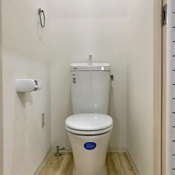 トイレは独立しています※写真は前回募集時のものです