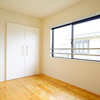 2つめのお部屋!このお部屋も明るいです!※写真は前回募集時のものです