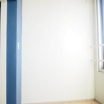ここは寝室に、狭い空間がアジトっぽい!