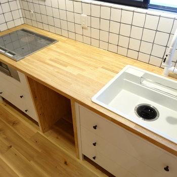 こんなキッチンを夢見てた※写真は前回掲載時のものです。