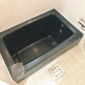 深めのお風呂