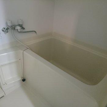 お風呂は普通サイズですね※写真は既存状態