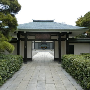 近くにあった満願寺