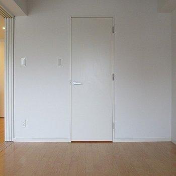 6.4帖の寝室※写真は前回募集時のものです