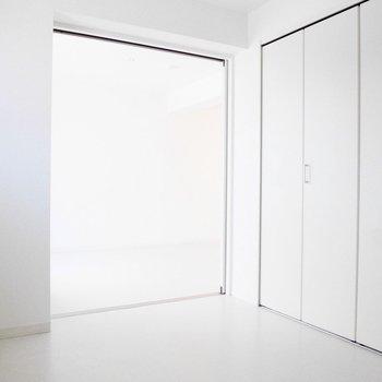 シンプルな寝室にしたいな※写真は前回募集時のものです