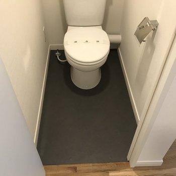 トイレも清潔感ありますよ※写真は前回募集時のものです