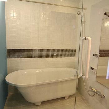 かわいすぎるバスルーム※写真は前回募集時のものです