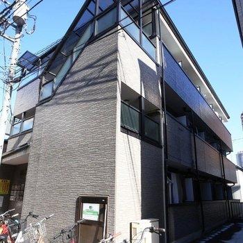 ADX新宿河田町