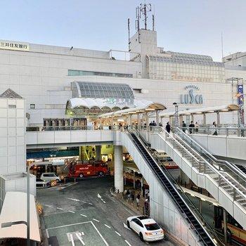 少し歩けば茅ヶ崎駅にも。自転車ならスイスイ行けそうです。