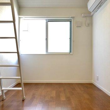 そしてこちらも5.3帖の洋室。