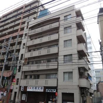 大橋駅から近いところにありますよ。