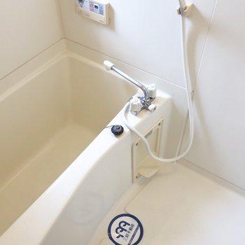 浴室はスタンダートな感じ