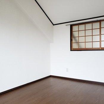 階段を上がって右手のお部屋。